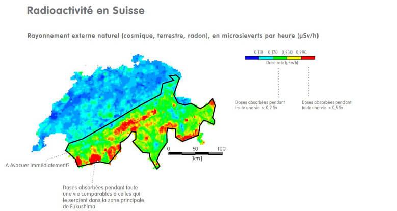 1 8 7b Karte Schweiz f