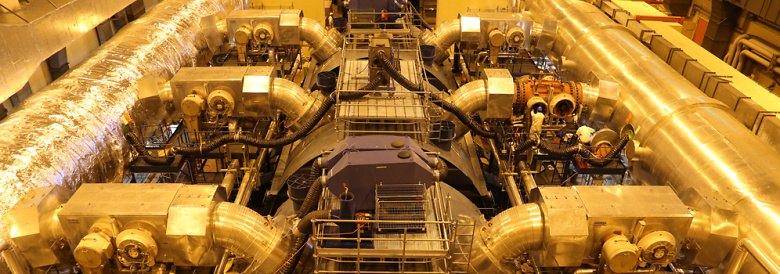 2012 Turbinengruppe waehrend Revision web