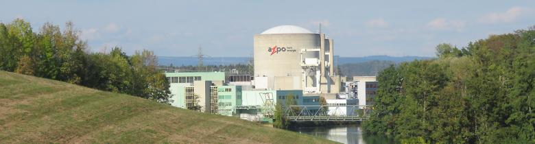 KKW Beznau Panorama