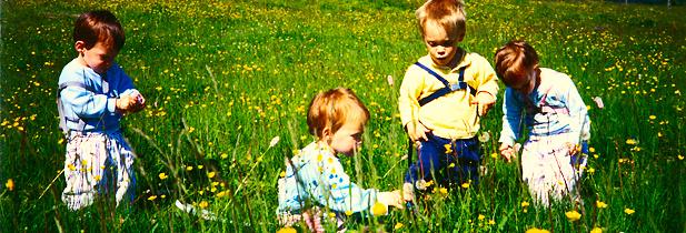 MICHAEL SCHORER Zukunft Kinder