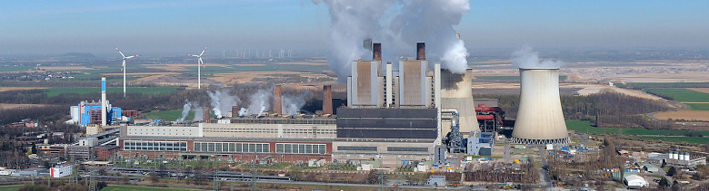 Kohlekraftwerk Weisweiler